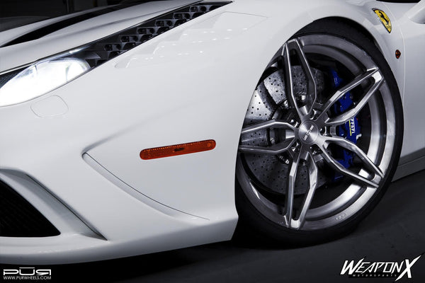 PUR RS23 Forged Wheels Rims