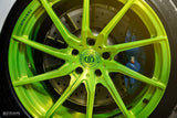 Strasse Wheels: SV10TS Deep Concave Monoblock