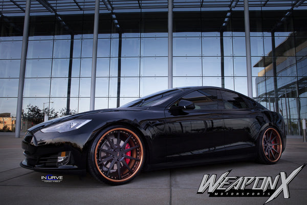 Incurve Forged FS-10 wheels