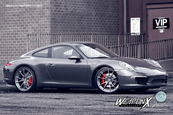Modulare:  B31 Forged Monoblock Wheels