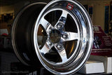 "Weld RTS 18x5"" Front Drag Rims for C5 or C6 Corvette"