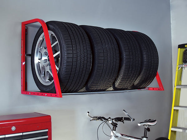 Wheel Storage Rack for Garage