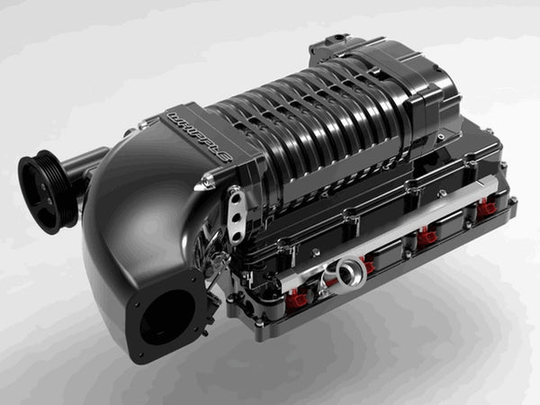 WHIPPLE: 2.9L Intercooled Supercharger Competition Kit [ 2011+ 300, Charger, Challenger 6.4L ]