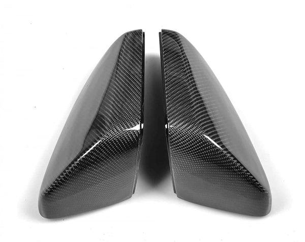 WEAPON-X: Mirror Covers - Carbon Fiber  [ATS V, LF4]
