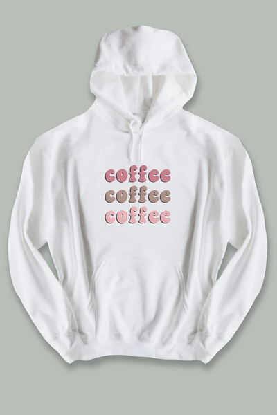 Colorful Coffee hoodie