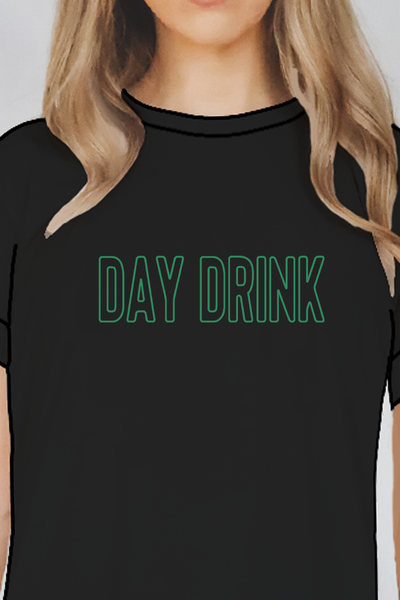 Day Drink shirt - more colors.