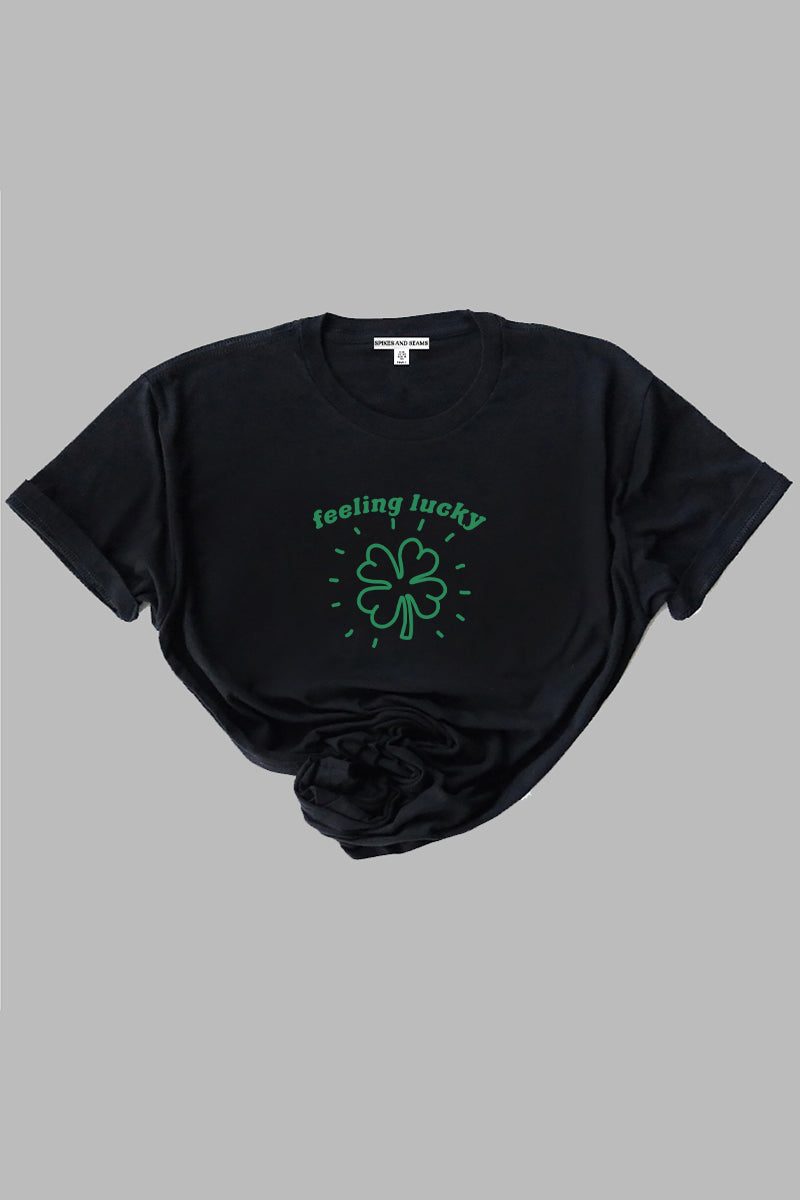 Feeling Lucky shirt - more colors.