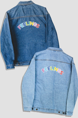 Feelings Denim Jacket