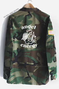 Angel Energy Camo Jacket.