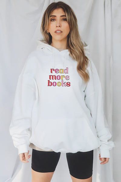 Read More Books hoodie