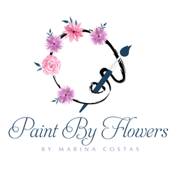 Paint By Flowers