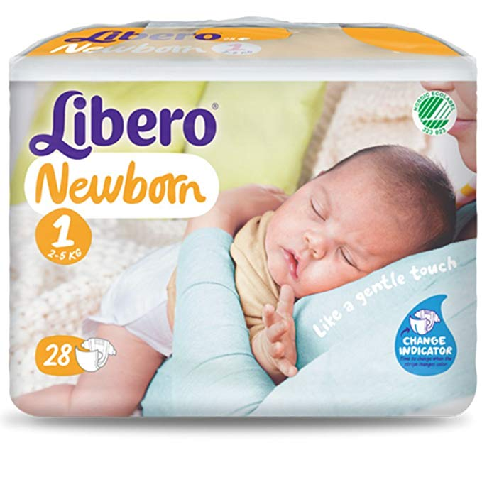 Libero comfort new born