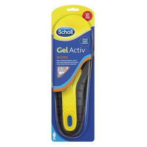 Scholl soletta gel active work