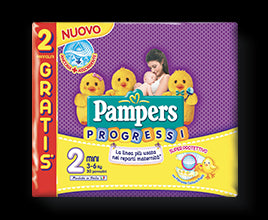 Pampers progressi tg.2