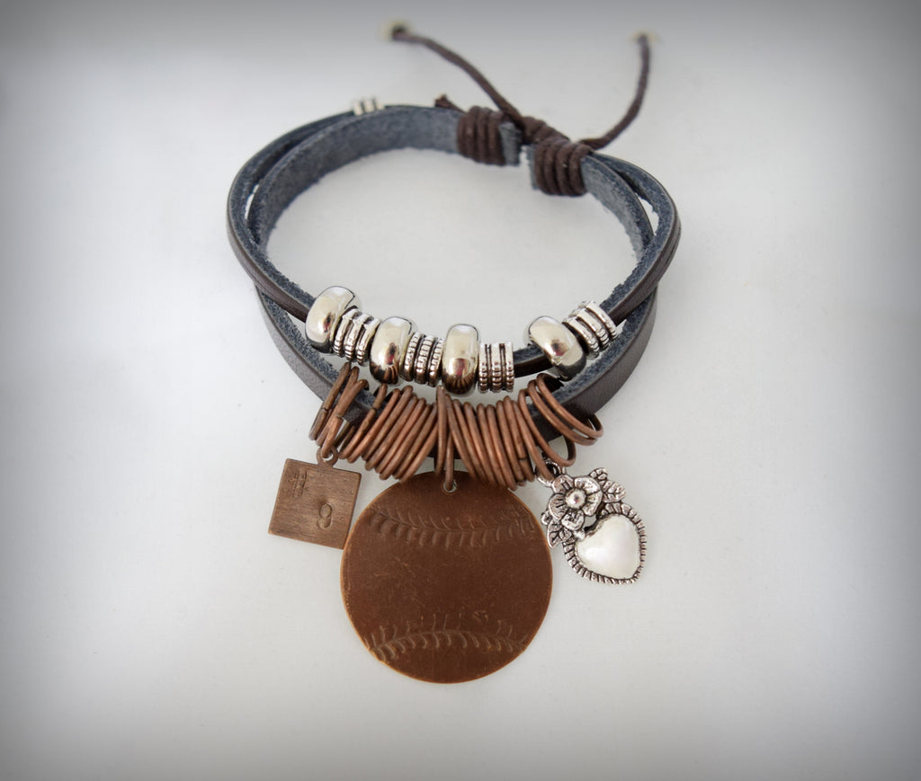Field's Genuine Leather Bracelet