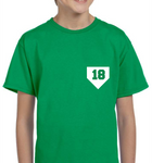 Home Plate Youth Shirt