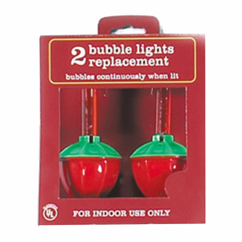 Bubble Lights Replacements -  (PK - 12)