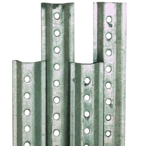 U-Channel Traffic Sign Posts-1.12 lbs/ft Galvanized