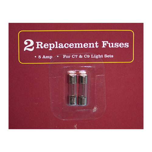 Fuses for C7/C9 Sets | 2pk x's 25