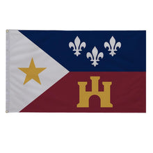 Load image into Gallery viewer, Acadian Cajun Flag