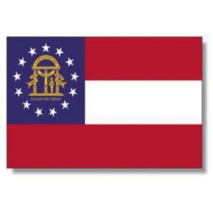 Georgia State Flags For Sale