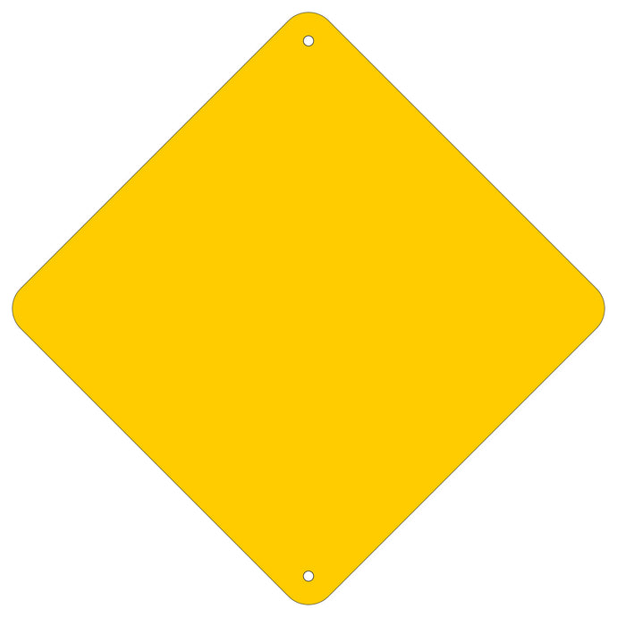 Type 1 Object Marker - Yellow