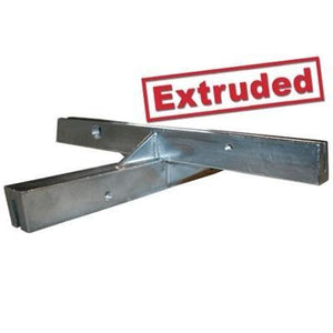Sign Crosses-Super Lock - Extruded - Jumbo