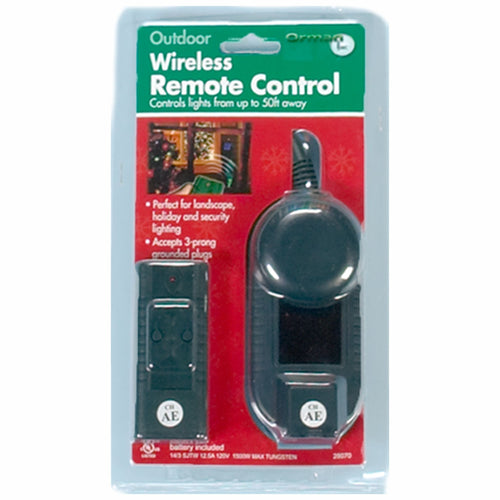 Outdoor Wireless Remote Control, (PK-4)