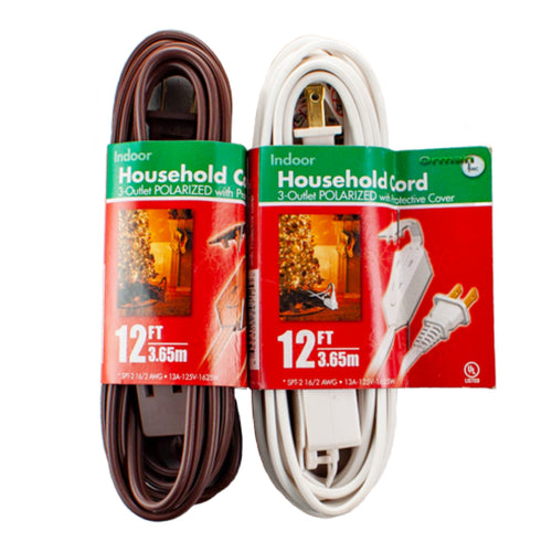 Power Cord - 12ft