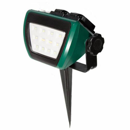 Outdoor LED Multi Color Floodlight with Spike (PK-2)