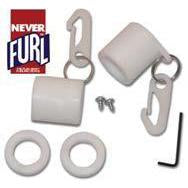 "Load image into Gallery viewer, Never Furl - 2 Way Kit - White 1"" & 3/4"""
