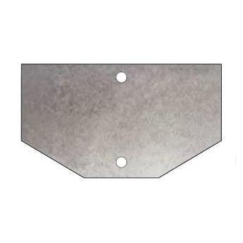 Anchor Plate for U-Channel Post