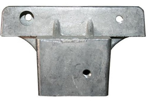 Square Post Cap Bracket - 2