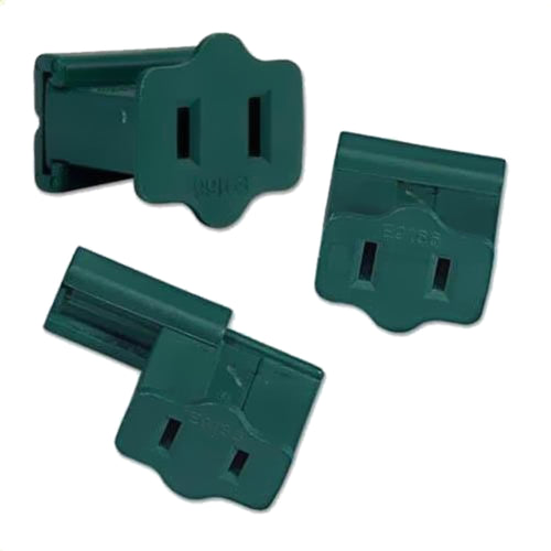 Female End Connector - Green | PK-25