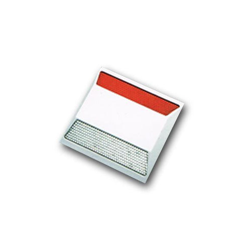 Type-C-921  - Two Way Red & Clear (Case of 50)