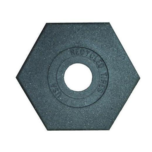 Delineator Watchtower Rubber Base