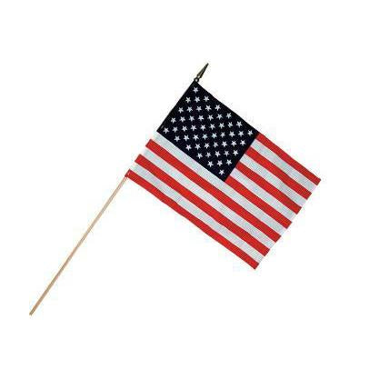Hand Held USA Flags For Sale