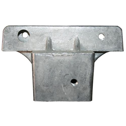 Square Post Cap Bracket - 1-3/4