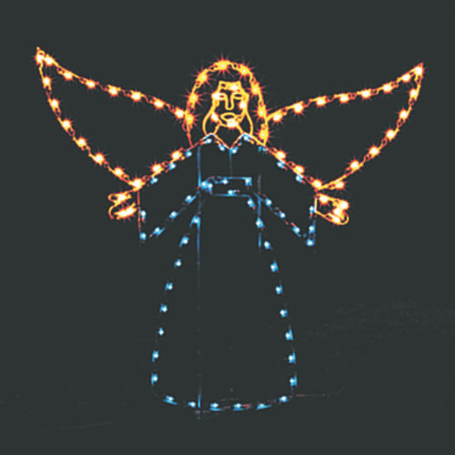 6' Christmas Angel Yard Decoration