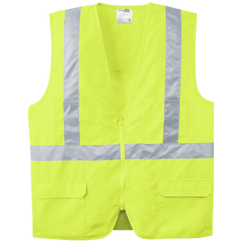 CSV405 Vest - Safety Yellow