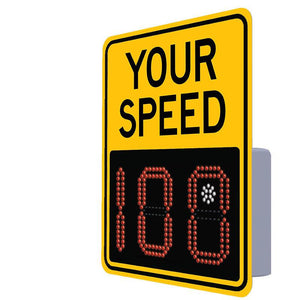 "12"" Your Speed Radar Sign 