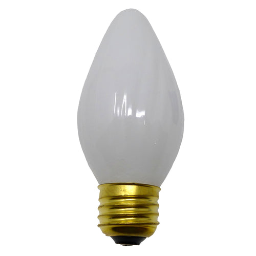 White Flame Bulb | Candle Decoration Replacement