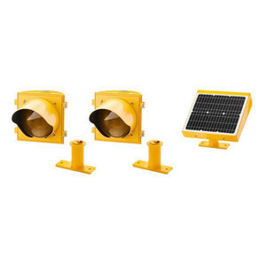 Dual, Overhead Mounting Flashing Beacon | FL-3412