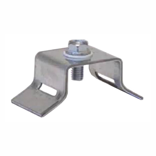 Flared Leg Stainless Steel Bracket with Bolt & Plastic Washer