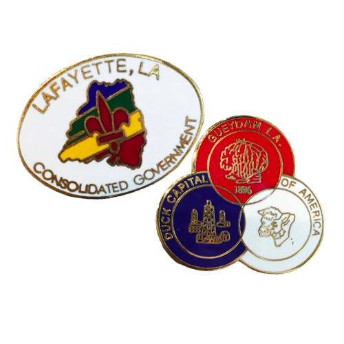 Custom Hard Enamel Lapel Pins