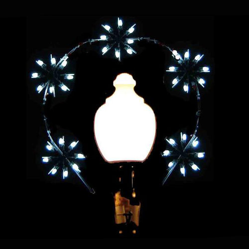 4' Starburst - Lamp Post Decoration