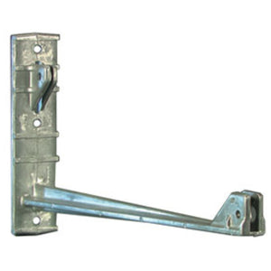 "Cantilever Arm 14"" - Flat or Extruded Street Sign Bracket"
