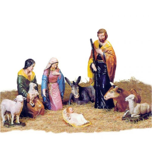 Near Life Size Nativity Scene - CL Series