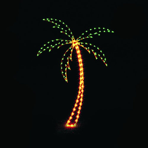 10' Palm Tree Yard Decoration