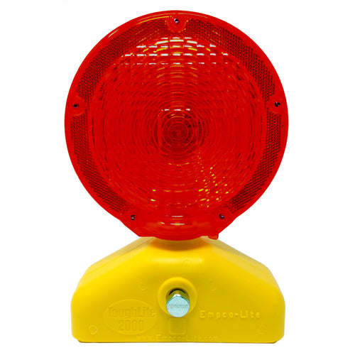 ToughLite 2000 - LED Barricade Light - Red Lens